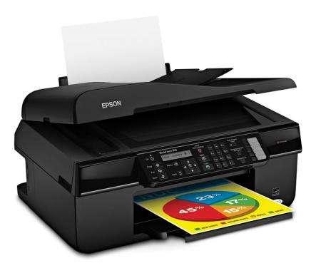 distintos tipos de impresoras: