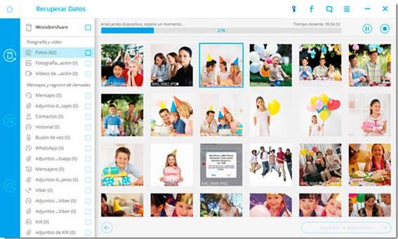 como recuperar fotos borradas de la galeria iphone