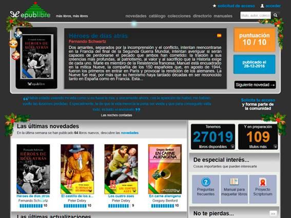 libros en formato epub gratis en espaol