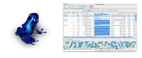 Azureus - Programas para descargar musica gratis