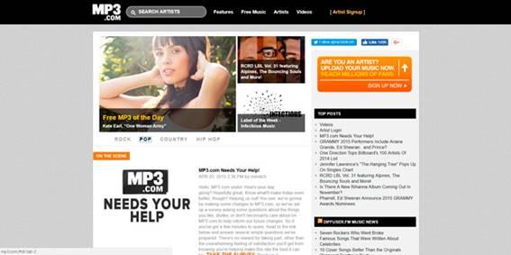 descargar musica mp3 gratis sin virus online