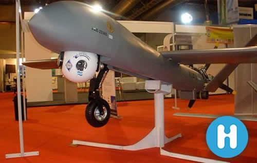Drones espias: ojo en el cielo
