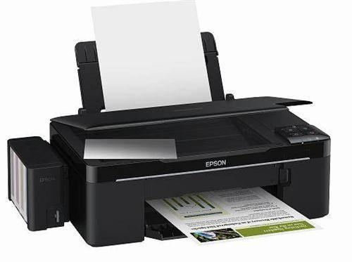 Epson L200 Sistema De Impresion Continua De Tinta Directo