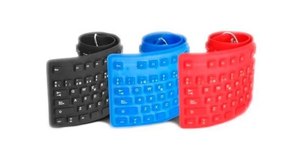 Los tipos de teclado de computadora