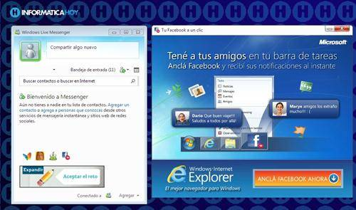 Descargar Windows Live Messenger