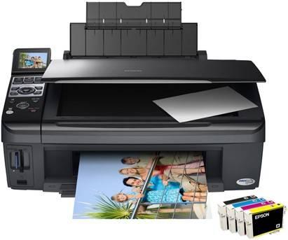 Impresoras de Chorro de tinta