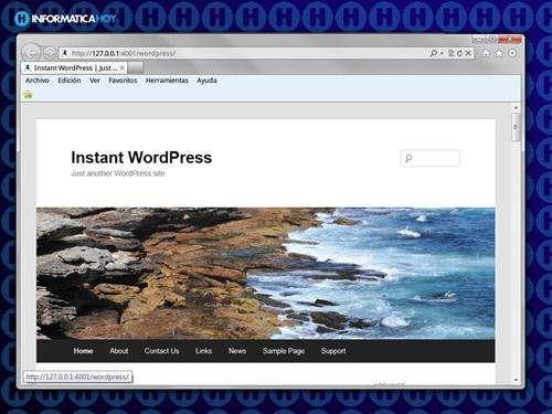 Como instalar WordPress en nuestra PC facilmente