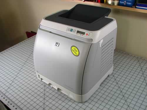 Tipos de impresoras for La oficina caracteristicas