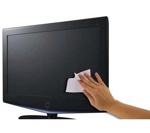 Como limpiar una pantalla LCD
