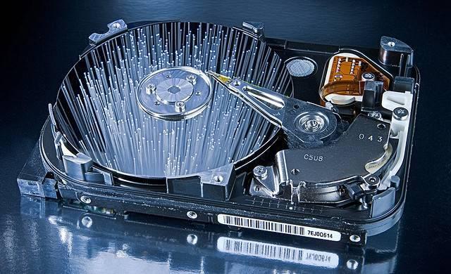 Reparar un disco duro dañado