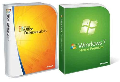 Windows 7 y Office