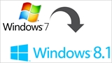 Actualizar de Windows 7 a Windows 8.1 lo más fácil posible