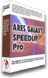 Descargar Ares Galaxy SpeedUp Pro