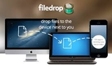 FileDrop: La mejor forma de compartir archivos entre Windows, Mac y Android