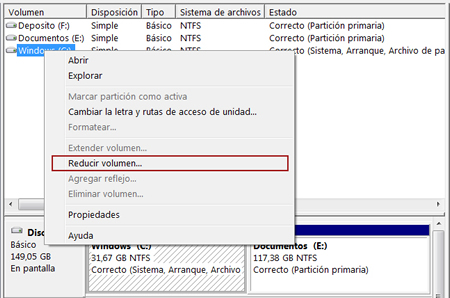 Instalar Windows 7 y Windows 8 en la misma PC