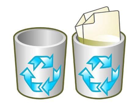 archivos borrados de un disco duro