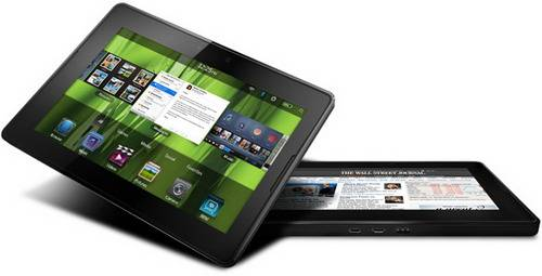 Sistemas Operativos de Tablets BlackBerry Tablet OS