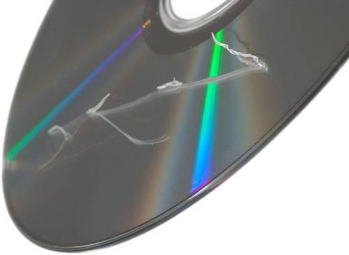 Como recuperar videos de un CD o DVD danado?