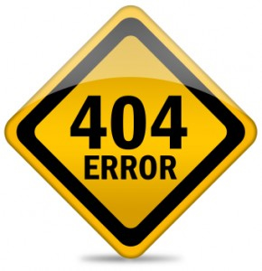 Que significa el famoso Error 404
