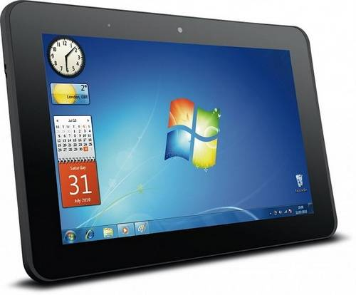 Sistemas Operativos de Tablets Windows 7