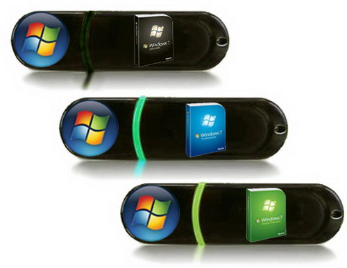 Instalar Windows 7 desde el USB