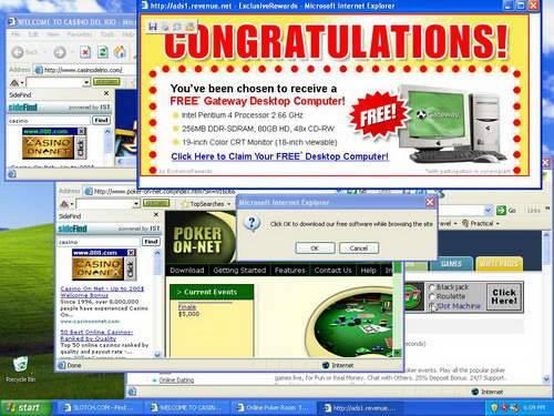 Virus informaticos como evitar a los adware y spyware for Bloqueur de fenetre pop up