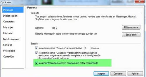 6 trucos para Windows Live Messenger