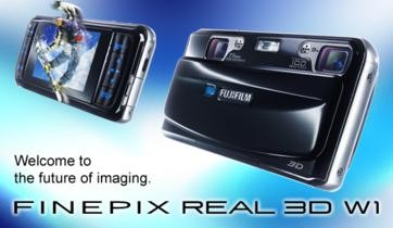 Finepix Real 3D