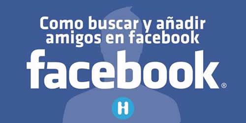 Buscar Amigos Por Facebook