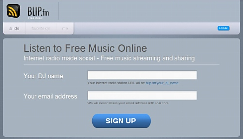 Guarda en favoritos la mejor musica gratis