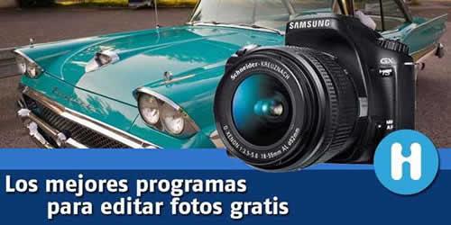 Los mejores programas para editar fotos gratis for Programas de diseno gratis