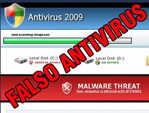 Como eliminar los virus más comunes