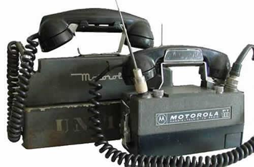 la comunicacion de los celulares: