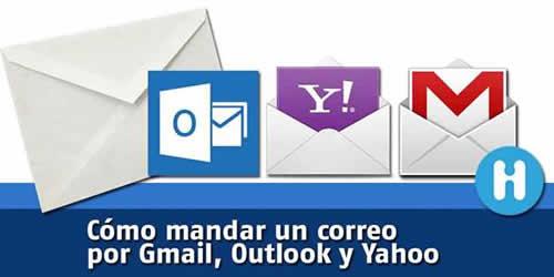 enviar por correo electronico como crear y mandar un