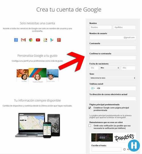 como enviar un correo electronico en gmail