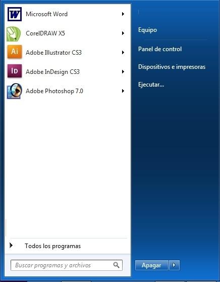 Atajos de teclado de Windows