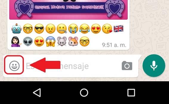 Emoticones Para WhatsApp Gratis